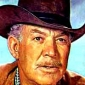 Major Seth Adams played by Ward Bond