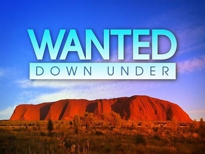 Wanted Down Under (UK) tv show photo