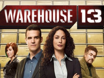 Warehouse 13 tv show photo