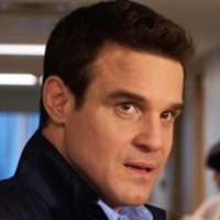Pete Lattimer played by Eddie McClintock