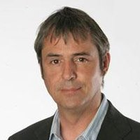 Eddie Lawson played by Neil Morrissey