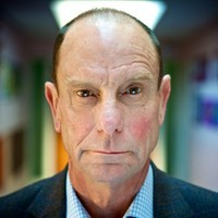 Grantly Budgen played by Philip Martin Brown