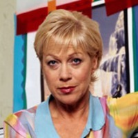 Steph Haydock played by Denise Welch