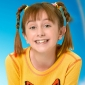 Zora played by Allisyn Ashley Arm