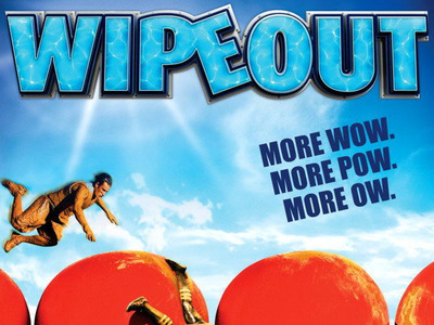 Wipeout tv show photo