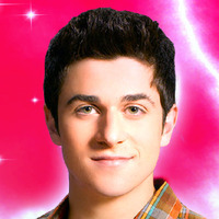 Justin Russo played by David Henrie