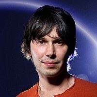 Presenter - Brian Cox played by Brian Cox