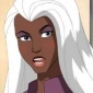 Ororo Munroe played by Kirsten Williamson