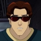 Scott Summers played by Kirby Morrow