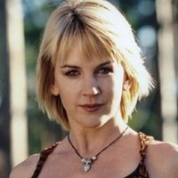 Gabrielle played by Renée O'Connor