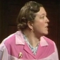 Nelly - Cleaning Lady played by Pat Keen