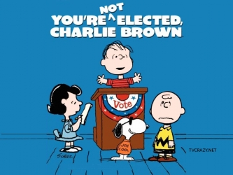 You're Not Elected, Charlie Brown tv show photo