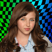 Ginger played by Ryan Newman (III)
